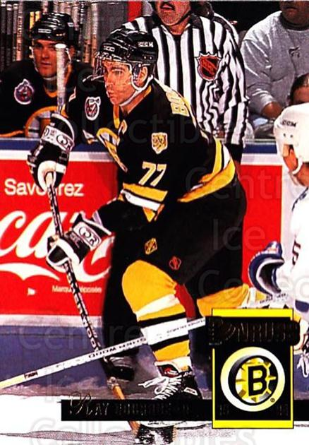 1993-94 Donruss #24 Ray Bourque<br/>4 In Stock - $1.00 each - <a href=https://centericecollectibles.foxycart.com/cart?name=1993-94%20Donruss%20%2324%20Ray%20Bourque...&quantity_max=4&price=$1.00&code=146147 class=foxycart> Buy it now! </a>