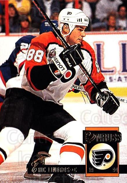 1993-94 Donruss #242 Eric Lindros<br/>4 In Stock - $1.00 each - <a href=https://centericecollectibles.foxycart.com/cart?name=1993-94%20Donruss%20%23242%20Eric%20Lindros...&quantity_max=4&price=$1.00&code=146150 class=foxycart> Buy it now! </a>