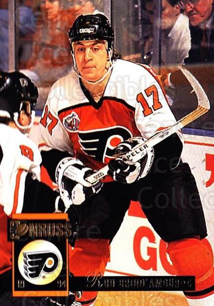 1993-94 Donruss #248 Rod Brind'Amour<br/>5 In Stock - $1.00 each - <a href=https://centericecollectibles.foxycart.com/cart?name=1993-94%20Donruss%20%23248%20Rod%20Brind'Amour...&quantity_max=5&price=$1.00&code=146156 class=foxycart> Buy it now! </a>
