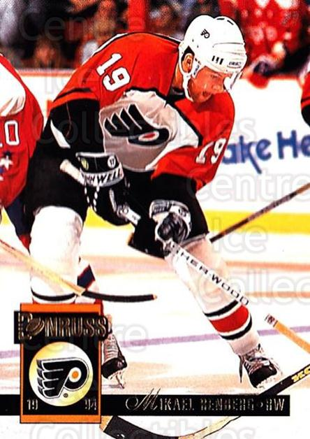 1993-94 Donruss #255 Mikael Renberg<br/>5 In Stock - $1.00 each - <a href=https://centericecollectibles.foxycart.com/cart?name=1993-94%20Donruss%20%23255%20Mikael%20Renberg...&quantity_max=5&price=$1.00&code=146164 class=foxycart> Buy it now! </a>