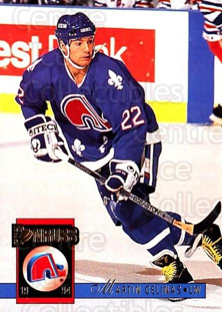 1993-94 Donruss #271 Martin Gelinas<br/>5 In Stock - $1.00 each - <a href=https://centericecollectibles.foxycart.com/cart?name=1993-94%20Donruss%20%23271%20Martin%20Gelinas...&quantity_max=5&price=$1.00&code=146182 class=foxycart> Buy it now! </a>