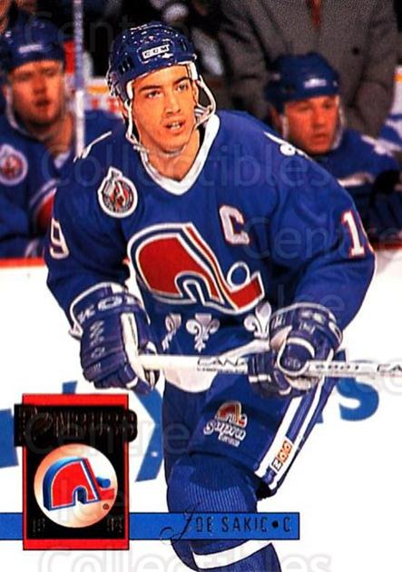 1993-94 Donruss #282 Joe Sakic<br/>4 In Stock - $2.00 each - <a href=https://centericecollectibles.foxycart.com/cart?name=1993-94%20Donruss%20%23282%20Joe%20Sakic...&quantity_max=4&price=$2.00&code=146194 class=foxycart> Buy it now! </a>