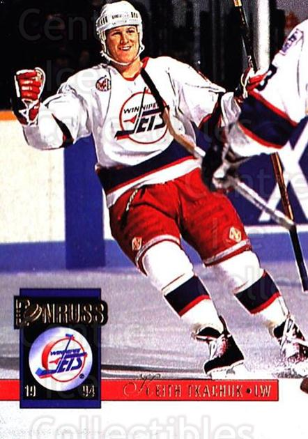 1993-94 Donruss #390 Keith Tkachuk<br/>5 In Stock - $1.00 each - <a href=https://centericecollectibles.foxycart.com/cart?name=1993-94%20Donruss%20%23390%20Keith%20Tkachuk...&quantity_max=5&price=$1.00&code=146314 class=foxycart> Buy it now! </a>