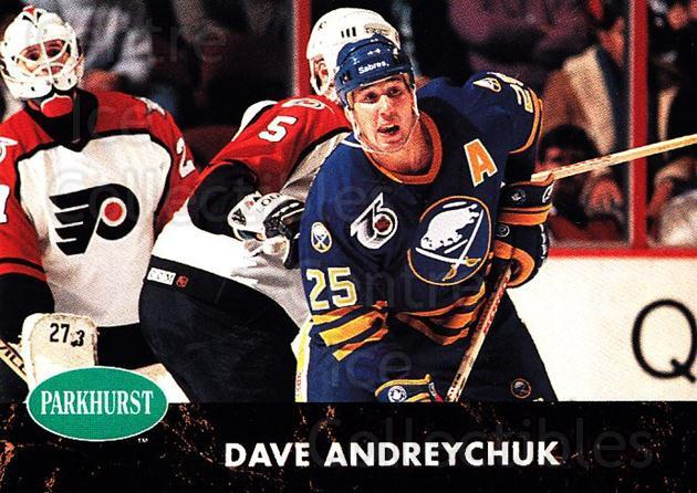 1991-92 Parkhurst #17 Dave Andreychuk<br/>4 In Stock - $1.00 each - <a href=https://centericecollectibles.foxycart.com/cart?name=1991-92%20Parkhurst%20%2317%20Dave%20Andreychuk...&quantity_max=4&price=$1.00&code=14631 class=foxycart> Buy it now! </a>