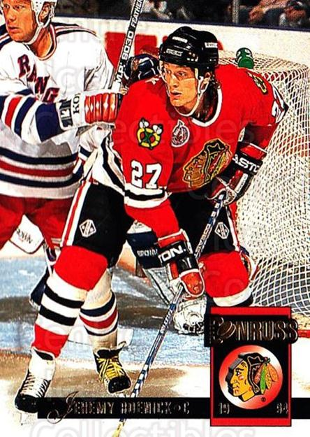 1993-94 Donruss #67 Jeremy Roenick<br/>5 In Stock - $1.00 each - <a href=https://centericecollectibles.foxycart.com/cart?name=1993-94%20Donruss%20%2367%20Jeremy%20Roenick...&quantity_max=5&price=$1.00&code=146452 class=foxycart> Buy it now! </a>