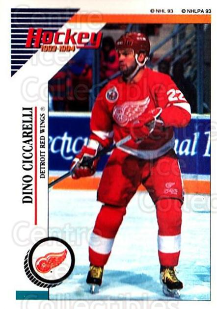 1993-94 Panini Stickers #245 Dino Ciccarelli<br/>6 In Stock - $1.00 each - <a href=https://centericecollectibles.foxycart.com/cart?name=1993-94%20Panini%20Stickers%20%23245%20Dino%20Ciccarelli...&quantity_max=6&price=$1.00&code=146498 class=foxycart> Buy it now! </a>