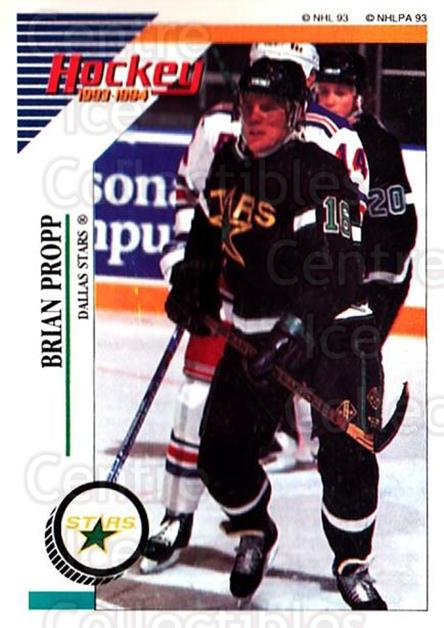 1993-94 Panini Stickers #267 Brian Propp<br/>6 In Stock - $1.00 each - <a href=https://centericecollectibles.foxycart.com/cart?name=1993-94%20Panini%20Stickers%20%23267%20Brian%20Propp...&quantity_max=6&price=$1.00&code=146520 class=foxycart> Buy it now! </a>