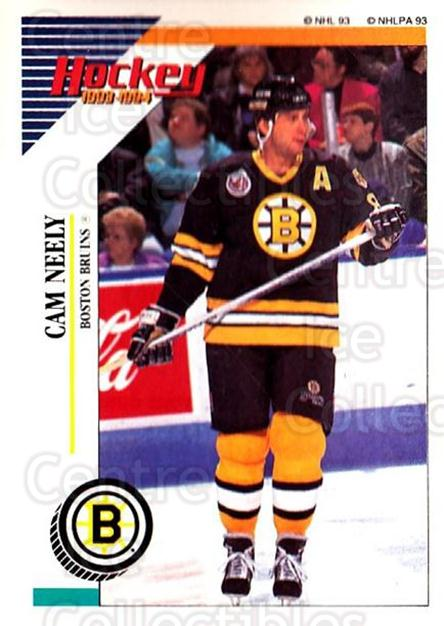 1993-94 Panini Stickers #3 Cam Neely<br/>6 In Stock - $1.00 each - <a href=https://centericecollectibles.foxycart.com/cart?name=1993-94%20Panini%20Stickers%20%233%20Cam%20Neely...&quantity_max=6&price=$1.00&code=146533 class=foxycart> Buy it now! </a>