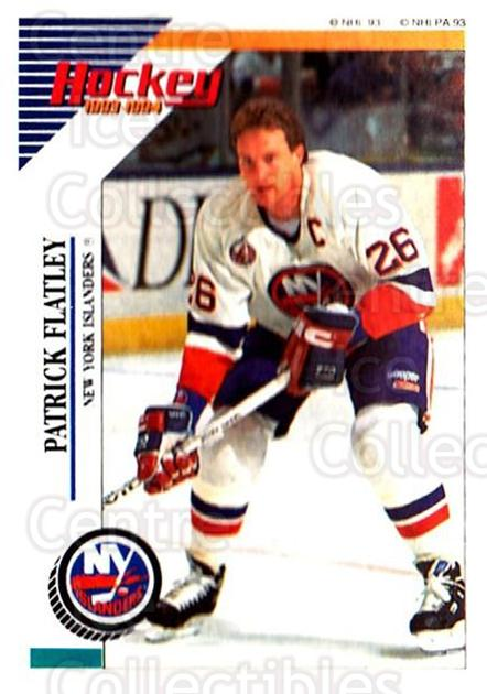 1993-94 Panini Stickers #60 Pat Flatley<br/>5 In Stock - $1.00 each - <a href=https://centericecollectibles.foxycart.com/cart?name=1993-94%20Panini%20Stickers%20%2360%20Pat%20Flatley...&quantity_max=5&price=$1.00&code=146567 class=foxycart> Buy it now! </a>