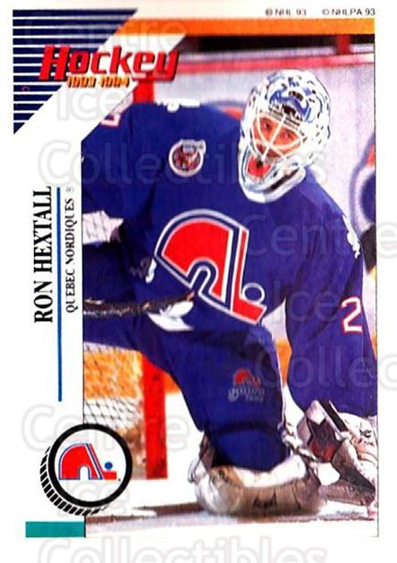 1993-94 Panini Stickers #77 Ron Hextall<br/>4 In Stock - $1.00 each - <a href=https://centericecollectibles.foxycart.com/cart?name=1993-94%20Panini%20Stickers%20%2377%20Ron%20Hextall...&quantity_max=4&price=$1.00&code=146585 class=foxycart> Buy it now! </a>
