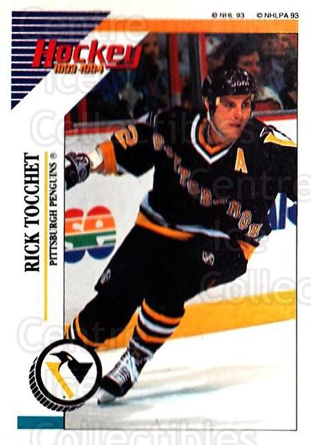1993-94 Panini Stickers #80 Rick Tocchet<br/>6 In Stock - $1.00 each - <a href=https://centericecollectibles.foxycart.com/cart?name=1993-94%20Panini%20Stickers%20%2380%20Rick%20Tocchet...&quantity_max=6&price=$1.00&code=146589 class=foxycart> Buy it now! </a>