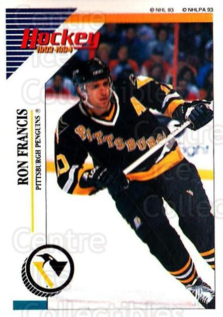 1993-94 Panini Stickers #81 Ron Francis<br/>2 In Stock - $1.00 each - <a href=https://centericecollectibles.foxycart.com/cart?name=1993-94%20Panini%20Stickers%20%2381%20Ron%20Francis...&quantity_max=2&price=$1.00&code=146590 class=foxycart> Buy it now! </a>