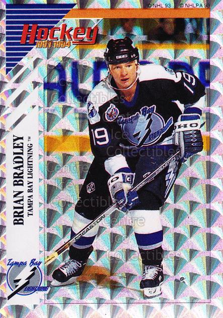 1993-94 Panini Stickers Inserts #S Brian Bradley<br/>7 In Stock - $1.00 each - <a href=https://centericecollectibles.foxycart.com/cart?name=1993-94%20Panini%20Stickers%20Inserts%20%23S%20Brian%20Bradley...&quantity_max=7&price=$1.00&code=146619 class=foxycart> Buy it now! </a>