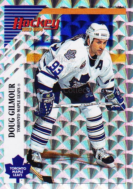 1993-94 Panini Stickers Inserts #T Doug Gilmour<br/>2 In Stock - $1.00 each - <a href=https://centericecollectibles.foxycart.com/cart?name=1993-94%20Panini%20Stickers%20Inserts%20%23T%20Doug%20Gilmour...&quantity_max=2&price=$1.00&code=146620 class=foxycart> Buy it now! </a>