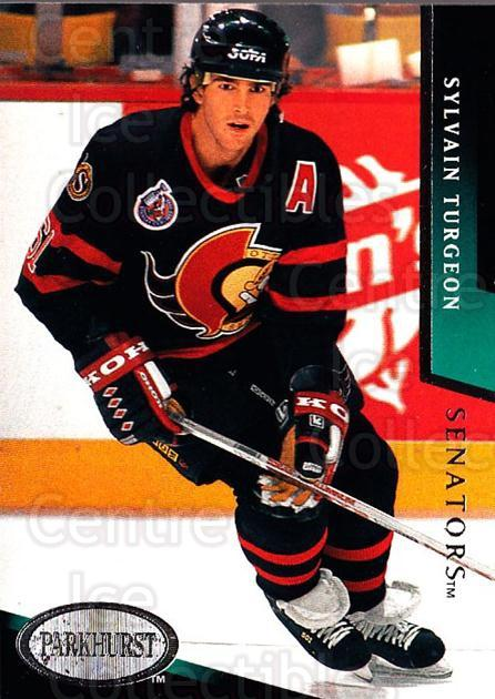 1993-94 Parkhurst #136 Sylvain Turgeon<br/>5 In Stock - $1.00 each - <a href=https://centericecollectibles.foxycart.com/cart?name=1993-94%20Parkhurst%20%23136%20Sylvain%20Turgeon...&quantity_max=5&price=$1.00&code=146643 class=foxycart> Buy it now! </a>