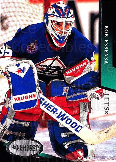 1993-94 Parkhurst #234 Bob Essensa<br/>4 In Stock - $1.00 each - <a href=https://centericecollectibles.foxycart.com/cart?name=1993-94%20Parkhurst%20%23234%20Bob%20Essensa...&quantity_max=4&price=$1.00&code=146695 class=foxycart> Buy it now! </a>