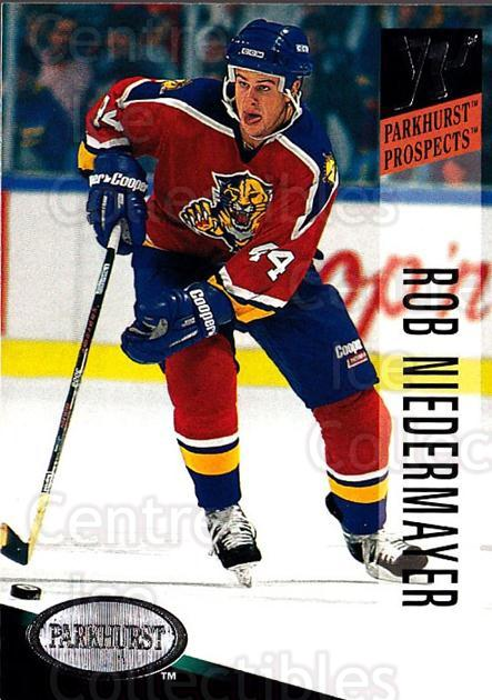 1993-94 Parkhurst #246 Rob Niedermayer<br/>4 In Stock - $1.00 each - <a href=https://centericecollectibles.foxycart.com/cart?name=1993-94%20Parkhurst%20%23246%20Rob%20Niedermayer...&quantity_max=4&price=$1.00&code=146703 class=foxycart> Buy it now! </a>