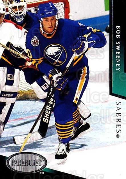 1993-94 Parkhurst #290 Bob Sweeney<br/>6 In Stock - $1.00 each - <a href=https://centericecollectibles.foxycart.com/cart?name=1993-94%20Parkhurst%20%23290%20Bob%20Sweeney...&quantity_max=6&price=$1.00&code=146724 class=foxycart> Buy it now! </a>