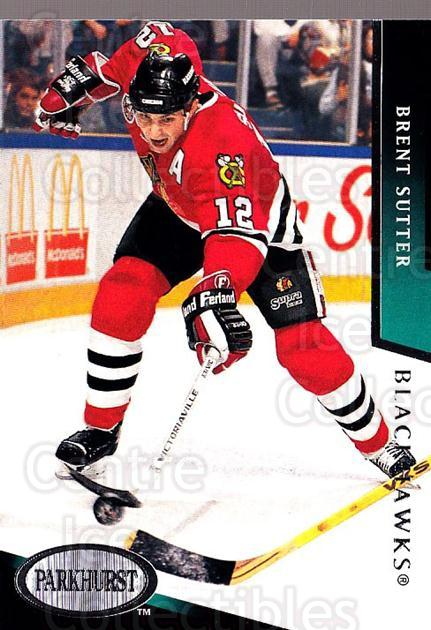 1993-94 Parkhurst #308 Brent Sutter<br/>6 In Stock - $1.00 each - <a href=https://centericecollectibles.foxycart.com/cart?name=1993-94%20Parkhurst%20%23308%20Brent%20Sutter...&quantity_max=6&price=$1.00&code=146737 class=foxycart> Buy it now! </a>