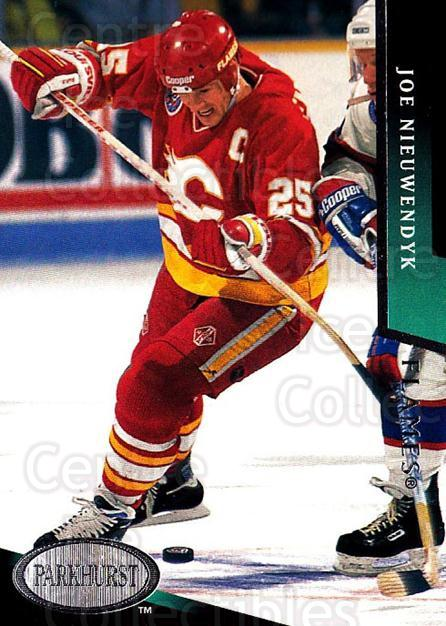 1993-94 Parkhurst #31 Joe Nieuwendyk<br/>3 In Stock - $1.00 each - <a href=https://centericecollectibles.foxycart.com/cart?name=1993-94%20Parkhurst%20%2331%20Joe%20Nieuwendyk...&quantity_max=3&price=$1.00&code=146739 class=foxycart> Buy it now! </a>