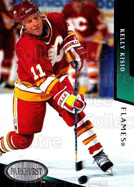 1993-94 Parkhurst #33 Kelly Kisio<br/>3 In Stock - $1.00 each - <a href=https://centericecollectibles.foxycart.com/cart?name=1993-94%20Parkhurst%20%2333%20Kelly%20Kisio...&quantity_max=3&price=$1.00&code=146755 class=foxycart> Buy it now! </a>