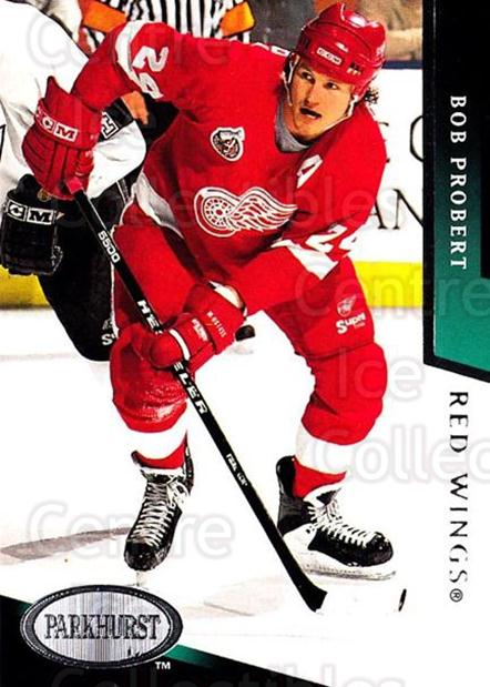 1993-94 Parkhurst #333 Bob Probert<br/>5 In Stock - $1.00 each - <a href=https://centericecollectibles.foxycart.com/cart?name=1993-94%20Parkhurst%20%23333%20Bob%20Probert...&quantity_max=5&price=$1.00&code=146758 class=foxycart> Buy it now! </a>