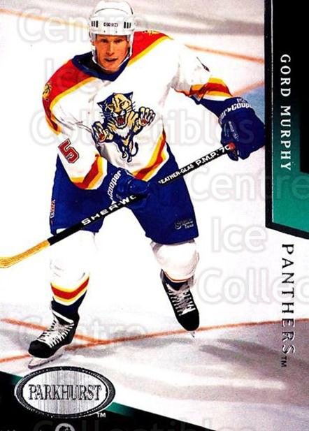 1993-94 Parkhurst #345 Gord Murphy<br/>6 In Stock - $1.00 each - <a href=https://centericecollectibles.foxycart.com/cart?name=1993-94%20Parkhurst%20%23345%20Gord%20Murphy...&quantity_max=6&price=$1.00&code=146763 class=foxycart> Buy it now! </a>