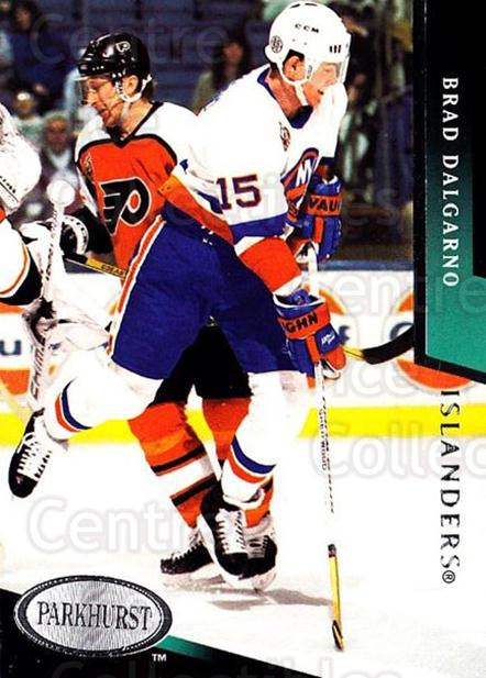 1993-94 Parkhurst #393 Brad Dalgarno<br/>6 In Stock - $1.00 each - <a href=https://centericecollectibles.foxycart.com/cart?name=1993-94%20Parkhurst%20%23393%20Brad%20Dalgarno...&quantity_max=6&price=$1.00&code=146779 class=foxycart> Buy it now! </a>