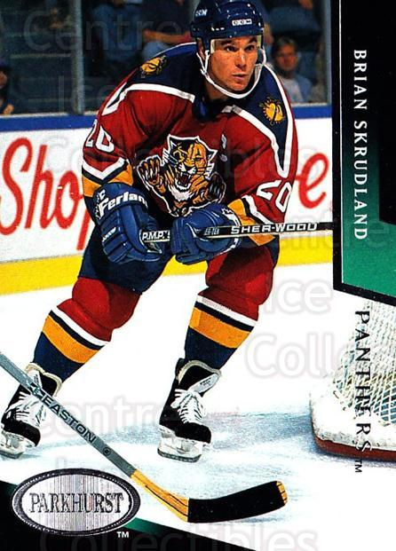 1993-94 Parkhurst #75 Brian Skrudland<br/>2 In Stock - $1.00 each - <a href=https://centericecollectibles.foxycart.com/cart?name=1993-94%20Parkhurst%20%2375%20Brian%20Skrudland...&quantity_max=2&price=$1.00&code=146951 class=foxycart> Buy it now! </a>