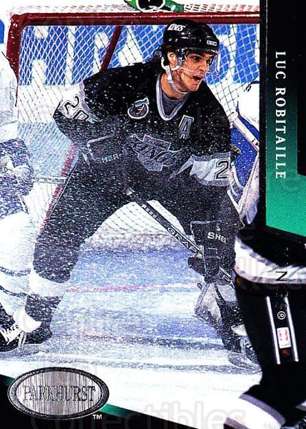1993-94 Parkhurst #91 Luc Robitaille<br/>3 In Stock - $1.00 each - <a href=https://centericecollectibles.foxycart.com/cart?name=1993-94%20Parkhurst%20%2391%20Luc%20Robitaille...&quantity_max=3&price=$1.00&code=146964 class=foxycart> Buy it now! </a>