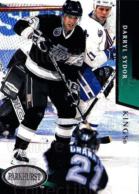 1993-94 Parkhurst #96 Darryl Sydor<br/>4 In Stock - $1.00 each - <a href=https://centericecollectibles.foxycart.com/cart?name=1993-94%20Parkhurst%20%2396%20Darryl%20Sydor...&quantity_max=4&price=$1.00&code=146968 class=foxycart> Buy it now! </a>