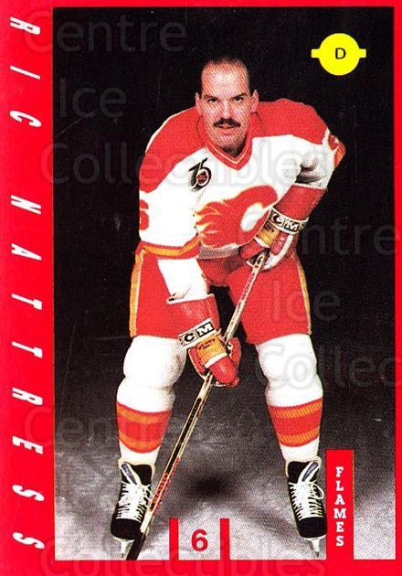 1991-92 Calgary Flames IGA #12 Ric Nattress<br/>16 In Stock - $3.00 each - <a href=https://centericecollectibles.foxycart.com/cart?name=1991-92%20Calgary%20Flames%20IGA%20%2312%20Ric%20Nattress...&quantity_max=16&price=$3.00&code=14715 class=foxycart> Buy it now! </a>