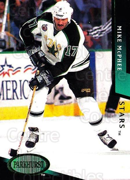 1993-94 Parkhurst Emerald #51 Mike McPhee<br/>5 In Stock - $2.00 each - <a href=https://centericecollectibles.foxycart.com/cart?name=1993-94%20Parkhurst%20Emerald%20%2351%20Mike%20McPhee...&quantity_max=5&price=$2.00&code=147244 class=foxycart> Buy it now! </a>