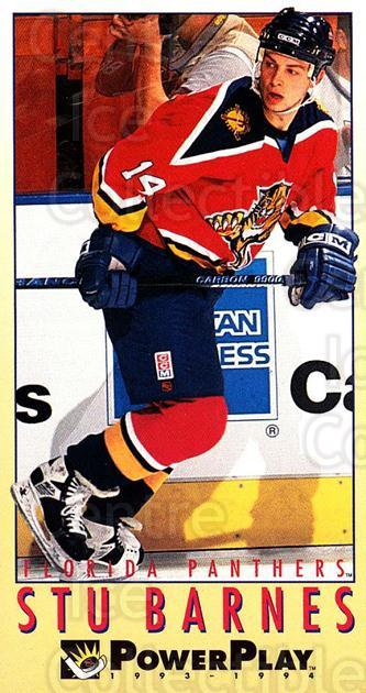1993-94 PowerPlay #345 Stu Barnes<br/>8 In Stock - $1.00 each - <a href=https://centericecollectibles.foxycart.com/cart?name=1993-94%20PowerPlay%20%23345%20Stu%20Barnes...&quantity_max=8&price=$1.00&code=148111 class=foxycart> Buy it now! </a>