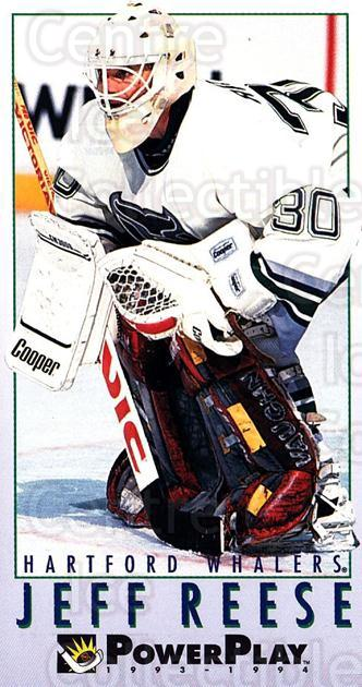 1993-94 PowerPlay #355 Jeff Reese<br/>8 In Stock - $1.00 each - <a href=https://centericecollectibles.foxycart.com/cart?name=1993-94%20PowerPlay%20%23355%20Jeff%20Reese...&quantity_max=8&price=$1.00&code=148121 class=foxycart> Buy it now! </a>