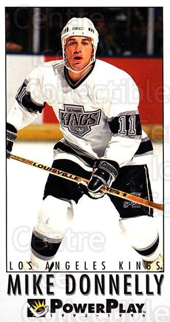 1993-94 PowerPlay #359 Mike Donnelly<br/>7 In Stock - $1.00 each - <a href=https://centericecollectibles.foxycart.com/cart?name=1993-94%20PowerPlay%20%23359%20Mike%20Donnelly...&quantity_max=7&price=$1.00&code=148125 class=foxycart> Buy it now! </a>