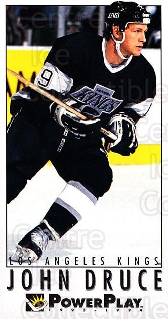 1993-94 PowerPlay #360 John Druce<br/>8 In Stock - $1.00 each - <a href=https://centericecollectibles.foxycart.com/cart?name=1993-94%20PowerPlay%20%23360%20John%20Druce...&quantity_max=8&price=$1.00&code=148127 class=foxycart> Buy it now! </a>