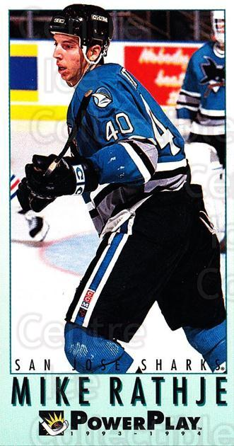 1993-94 PowerPlay #437 Mike Rathje<br/>6 In Stock - $1.00 each - <a href=https://centericecollectibles.foxycart.com/cart?name=1993-94%20PowerPlay%20%23437%20Mike%20Rathje...&quantity_max=6&price=$1.00&code=148209 class=foxycart> Buy it now! </a>