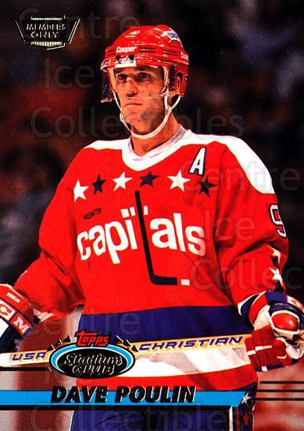 1993-94 Stadium Club Members Only #301 Dave Poulin<br/>11 In Stock - $2.00 each - <a href=https://centericecollectibles.foxycart.com/cart?name=1993-94%20Stadium%20Club%20Members%20Only%20%23301%20Dave%20Poulin...&quantity_max=11&price=$2.00&code=148410 class=foxycart> Buy it now! </a>