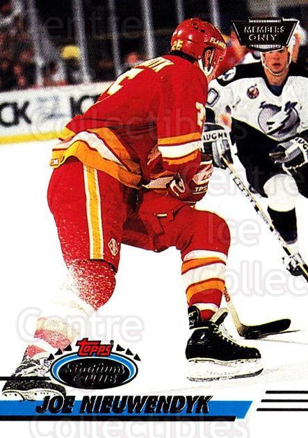1993-94 Stadium Club Members Only #96 Joe Nieuwendyk<br/>11 In Stock - $2.00 each - <a href=https://centericecollectibles.foxycart.com/cart?name=1993-94%20Stadium%20Club%20Members%20Only%20%2396%20Joe%20Nieuwendyk...&quantity_max=11&price=$2.00&code=148671 class=foxycart> Buy it now! </a>