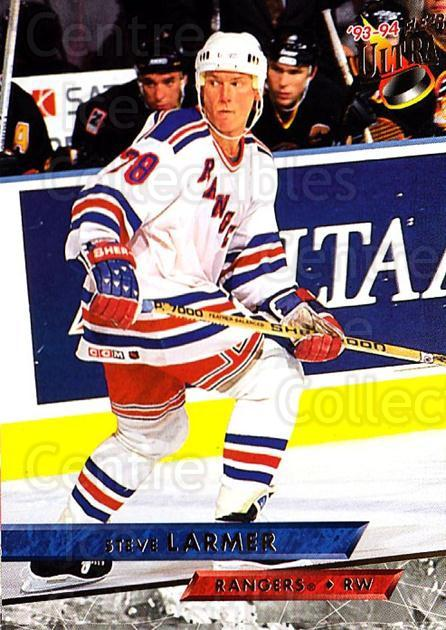 1993-94 Ultra #373 Steve Larmer<br/>5 In Stock - $1.00 each - <a href=https://centericecollectibles.foxycart.com/cart?name=1993-94%20Ultra%20%23373%20Steve%20Larmer...&quantity_max=5&price=$1.00&code=149017 class=foxycart> Buy it now! </a>