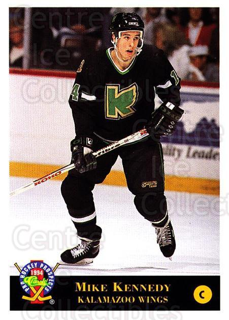 1994 Classic Pro Prospects #79 Mike Kennedy<br/>10 In Stock - $1.00 each - <a href=https://centericecollectibles.foxycart.com/cart?name=1994%20Classic%20Pro%20Prospects%20%2379%20Mike%20Kennedy...&quantity_max=10&price=$1.00&code=149275 class=foxycart> Buy it now! </a>