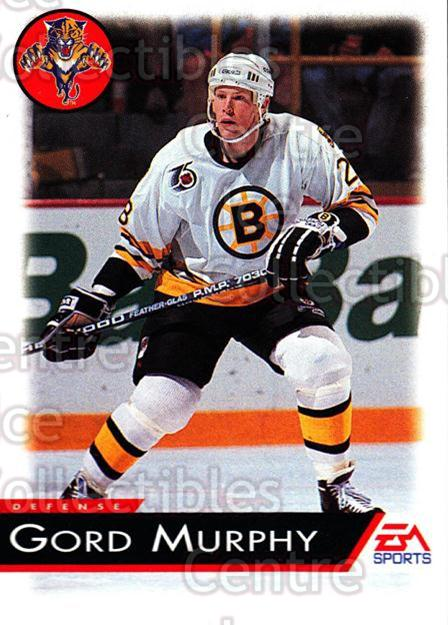 1994 EA Sports #50 Gord Murphy<br/>4 In Stock - $1.00 each - <a href=https://centericecollectibles.foxycart.com/cart?name=1994%20EA%20Sports%20%2350%20Gord%20Murphy...&quantity_max=4&price=$1.00&code=149305 class=foxycart> Buy it now! </a>
