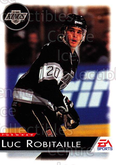 1994 EA Sports #64 Luc Robitaille<br/>6 In Stock - $1.00 each - <a href=https://centericecollectibles.foxycart.com/cart?name=1994%20EA%20Sports%20%2364%20Luc%20Robitaille...&quantity_max=6&price=$1.00&code=149319 class=foxycart> Buy it now! </a>