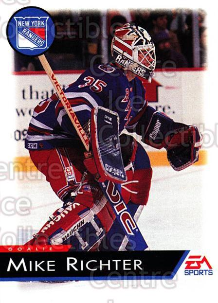 1994 EA Sports #90 Mike Richter<br/>6 In Stock - $1.00 each - <a href=https://centericecollectibles.foxycart.com/cart?name=1994%20EA%20Sports%20%2390%20Mike%20Richter...&quantity_max=6&price=$1.00&code=149346 class=foxycart> Buy it now! </a>