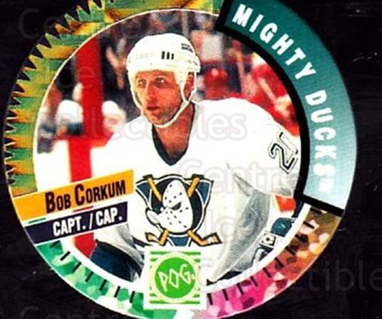 1994-95 Canada Games NHL POGS #28 Bob Corkum<br/>6 In Stock - $1.00 each - <a href=https://centericecollectibles.foxycart.com/cart?name=1994-95%20Canada%20Games%20NHL%20POGS%20%2328%20Bob%20Corkum...&quantity_max=6&price=$1.00&code=149550 class=foxycart> Buy it now! </a>