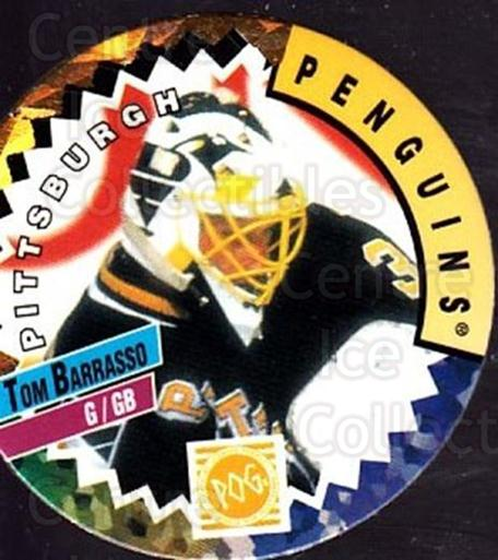 1994-95 Canada Games NHL POGS #291 Tom Barrasso<br/>5 In Stock - $1.00 each - <a href=https://centericecollectibles.foxycart.com/cart?name=1994-95%20Canada%20Games%20NHL%20POGS%20%23291%20Tom%20Barrasso...&price=$1.00&code=149561 class=foxycart> Buy it now! </a>