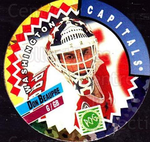 1994-95 Canada Games NHL POGS #298 Don Beaupre<br/>6 In Stock - $1.00 each - <a href=https://centericecollectibles.foxycart.com/cart?name=1994-95%20Canada%20Games%20NHL%20POGS%20%23298%20Don%20Beaupre...&quantity_max=6&price=$1.00&code=149567 class=foxycart> Buy it now! </a>