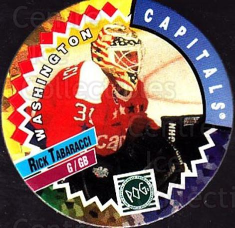 1994-95 Canada Games NHL POGS #299 Rick Tabaracci<br/>6 In Stock - $1.00 each - <a href=https://centericecollectibles.foxycart.com/cart?name=1994-95%20Canada%20Games%20NHL%20POGS%20%23299%20Rick%20Tabaracci...&price=$1.00&code=149568 class=foxycart> Buy it now! </a>