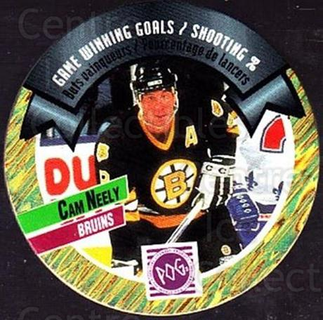1994-95 Canada Games NHL POGS #328 Cam Neely<br/>7 In Stock - $1.00 each - <a href=https://centericecollectibles.foxycart.com/cart?name=1994-95%20Canada%20Games%20NHL%20POGS%20%23328%20Cam%20Neely...&quantity_max=7&price=$1.00&code=149599 class=foxycart> Buy it now! </a>